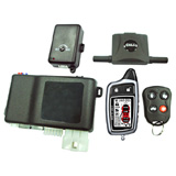 2-way Remote Alarm & Starter with GSM Smartphone and CANbus 2 dataports