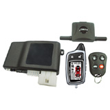 2-way Remote Car Starter for GSM Smartphone