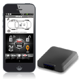 Smartphone Bluetooth Remote Control Interface